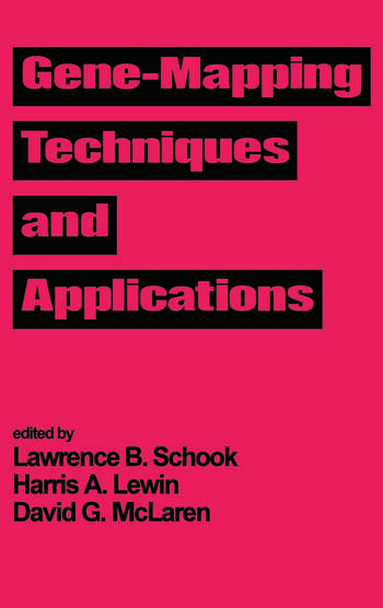 Gene-Mapping Techniques and Applications book cover
