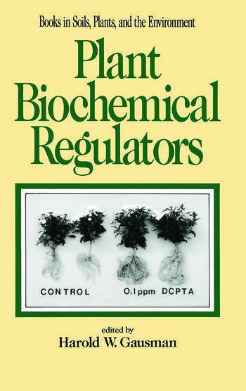 Plant Biochemical Regulators book cover