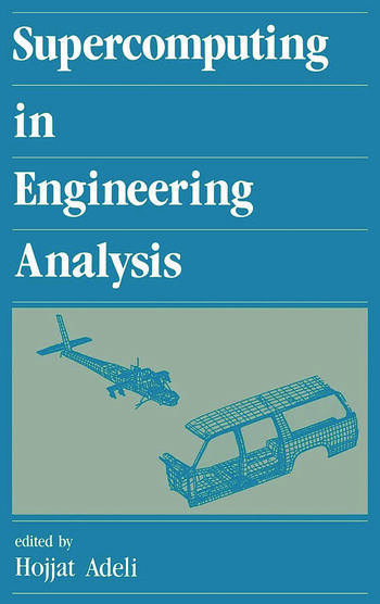 Supercomputing in Engineering Analysis book cover