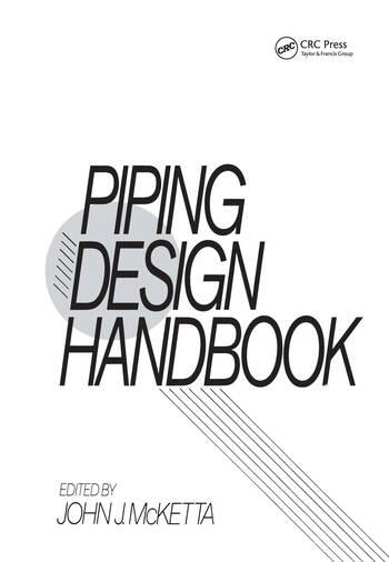Piping Design Handbook book cover