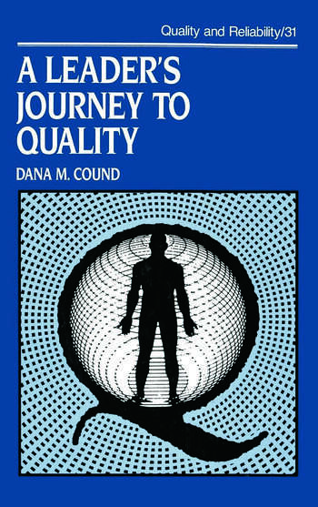 A Leader's Journey to Quality book cover