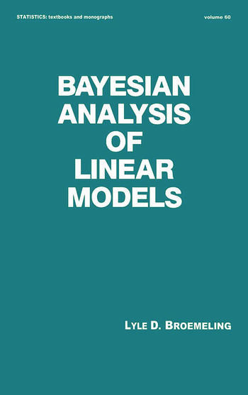 Bayesian Analysis of Linear Models book cover