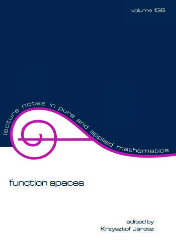 Function Spaces book cover