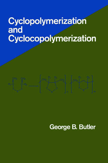 Cyclopolymerization and Cyclocopolymerization book cover