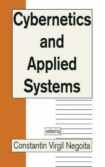 Cybernetics and Applied Systems book cover