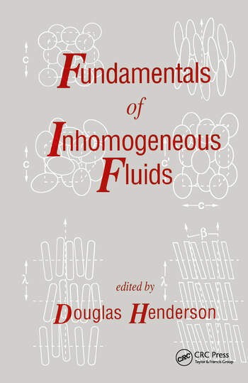 Fundamentals of Inhomogeneous Fluids book cover