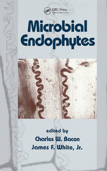 Microbial Endophytes book cover