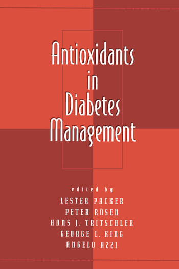 Antioxidants in Diabetes Management book cover