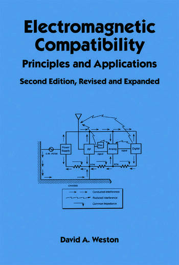 Electromagnetic Compatibility Principles and Applications, Second Edition, Revised and Expanded book cover