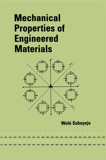 Mechanical Properties of Engineered Materials book cover