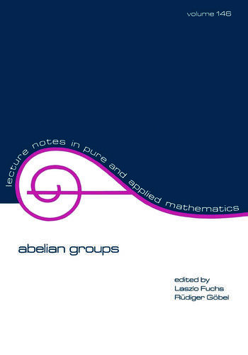 Abelian Groups book cover