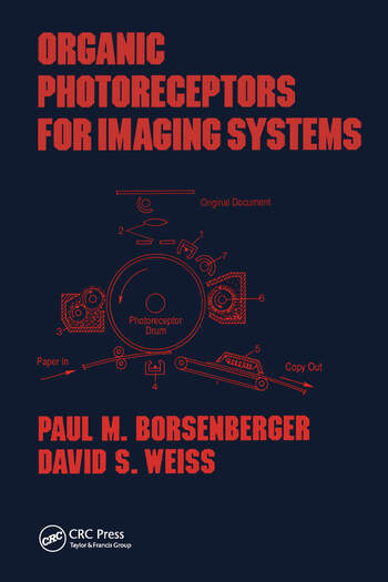 Organic Photoreceptors for Imaging Systems book cover