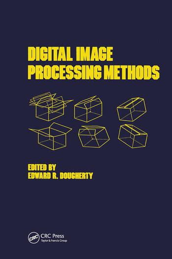 Digital Image Processing Methods book cover