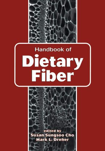 Handbook of Dietary Fiber book cover