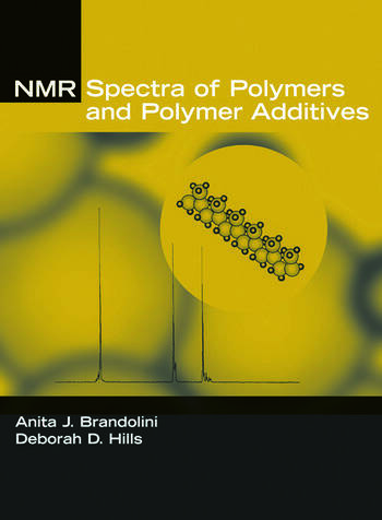 NMR Spectra of Polymers and Polymer Additives book cover