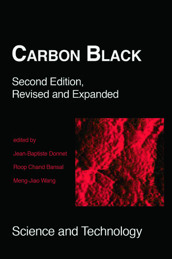 Carbon Black Science and Technology, Second Edition book cover