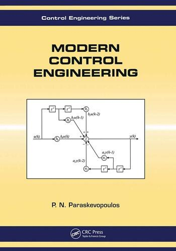 Modern Control Engineering book cover