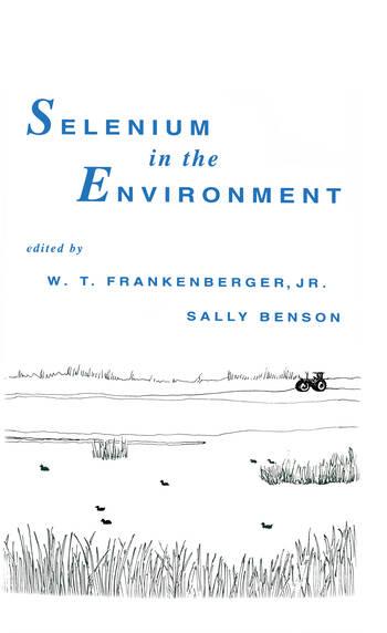 Selenium in the Environment book cover