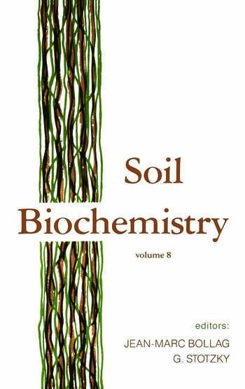 Soil Biochemistry Volume 8 book cover