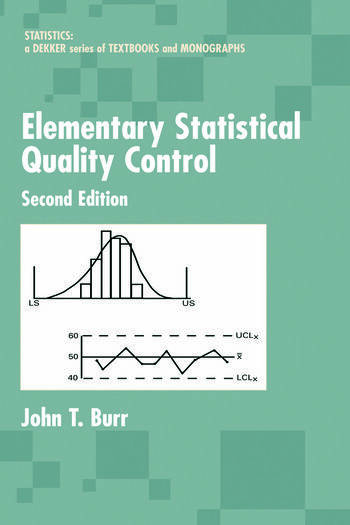 Elementary statistical quality control 2nd edition crc press book elementary statistical quality control 2nd edition fandeluxe Images