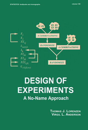 Design of Experiments A No-Name Approach book cover