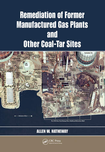 Remediation of Former Manufactured Gas Plants and Other Coal-Tar Sites book cover