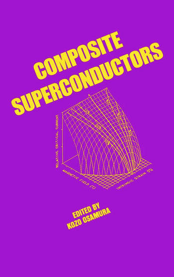 Composite Superconductors book cover