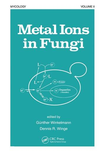 Metal Ions in Fungi book cover