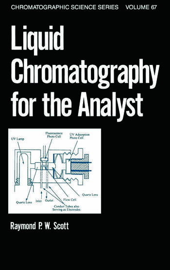 Liquid Chromatography for the Analyst book cover