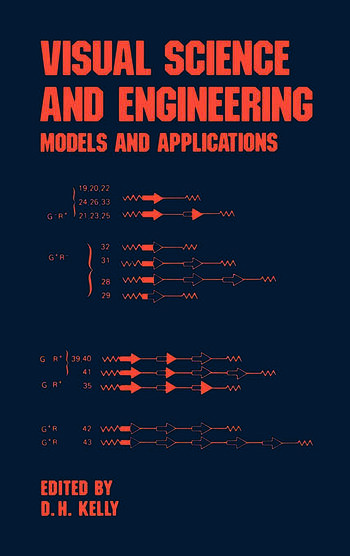 Visual Science and Engineering Models and Applications book cover
