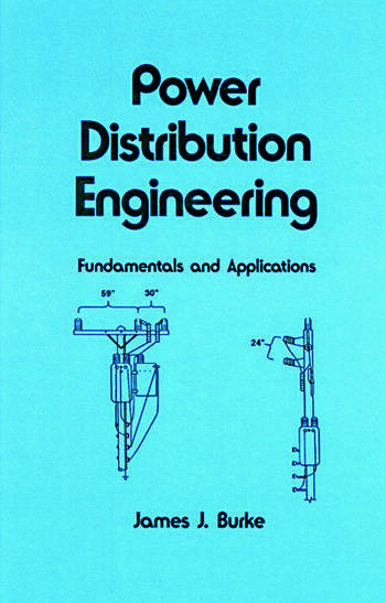 Power Distribution Engineering Fundamentals and Applications book cover