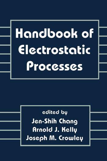 Handbook of Electrostatic Processes book cover