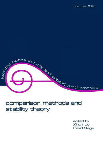 Comparison Methods and Stability Theory book cover