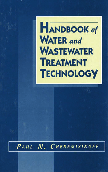 Handbook of Water and Wastewater Treatment Technology book cover