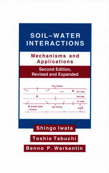 Soil-Water Interactions Mechanisms Applications, Second Edition, Revised Expanded book cover
