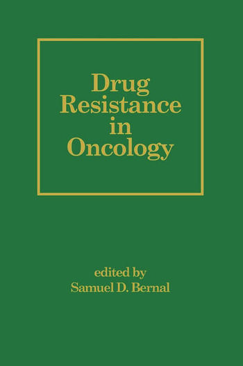 Drug Resistance in Oncology book cover