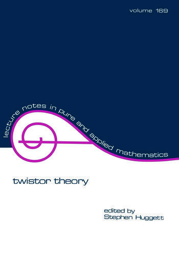 Twistor Theory book cover