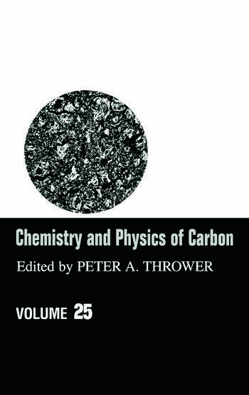 Chemistry & Physics of Carbon Volume 25 book cover