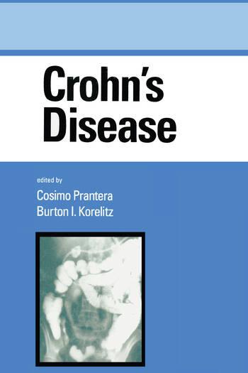 Crohn's Disease book cover