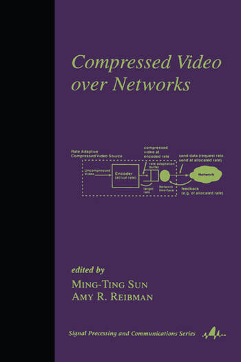 Compressed Video Over Networks book cover