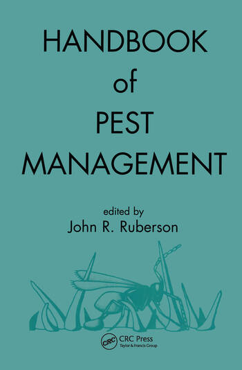 Handbook of Pest Management book cover