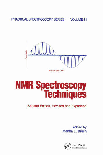 NMR Spectroscopy Techniques book cover