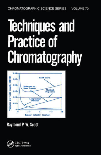 Techniques and Practice of Chromatography book cover