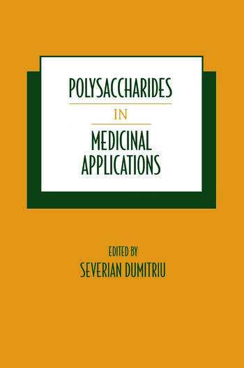 Polysaccharides in Medicinal Applications book cover