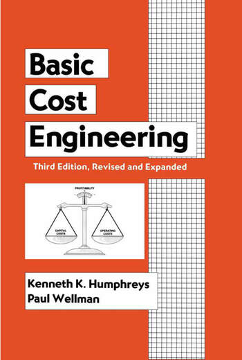 Basic Cost Engineering book cover