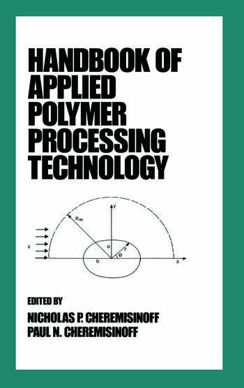 Handbook of Applied Polymer Processing Technology book cover