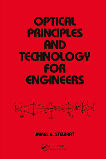 Optical Principles and Technology for Engineers book cover