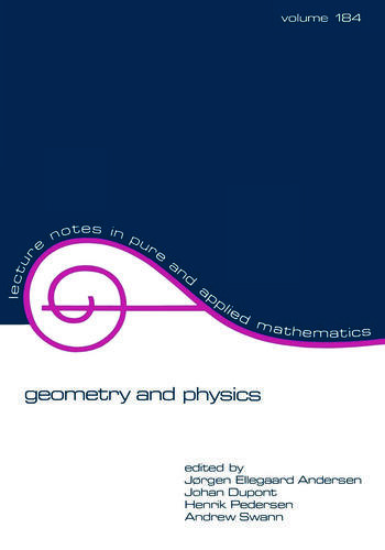 Geometry and Physics book cover