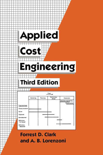Applied Cost Engineering book cover