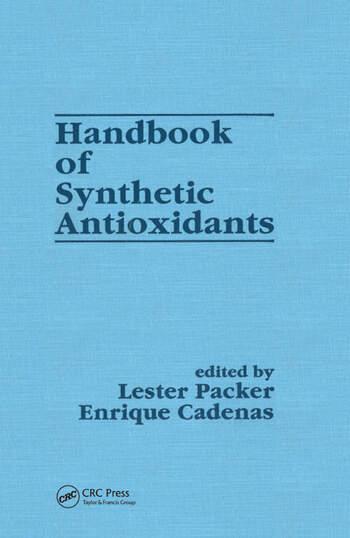 Handbook of Synthetic Antioxidants book cover